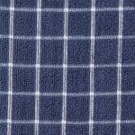 French Blue Combo Windowpane Dishcloth (Set of 6) - 8