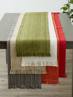 Spice Fringe Table Runner - 5