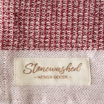 Redwood Washed Waffle Dishtowel Set/2 - 5