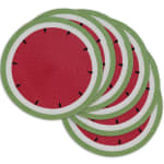 Summer Day Watermelon Placemats Set/6 - 2