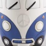 Retro Bus Ceramic Set of 2 Mugs - 6