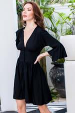 Melrose Dress - Plus - 5
