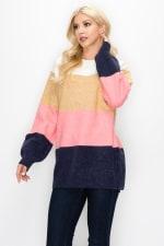 Skyla Colorblock Sweater - 7