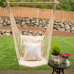 Cotton Padded Swing Chair - 2