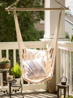 Cotton Padded Swing Chair - 3