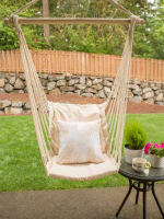 Cotton Padded Swing Chair - 1