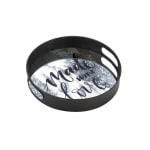 """12"""" Summerville Made With Love Mirror Tray - 1"""