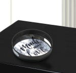 """12"""" Summerville Made With Love Mirror Tray - 2"""
