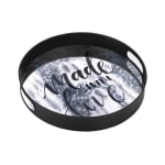 """15"""" Summerville Made With Love Mirror Tray - 2"""