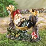 Slumbering Gnome Statue - 5