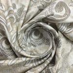 Dainty Home Mosaic Shower Curtain - 3