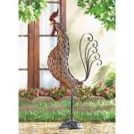 Metal Sculpture Rooster - 1