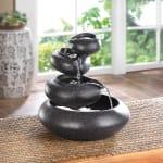 Four-Tier Tabletop Fountain (Incl. Pump) - 9