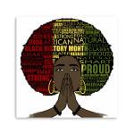 Black History Pride Wall Art - 2