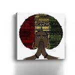 Black History Pride Wall Art - 3