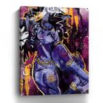 Black Love Canvas Wall Art - 3