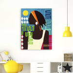 Virtuous Woman Canvas Wall Art - 1