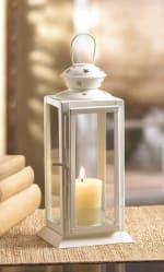 Starlight White Candle Lantern - 1
