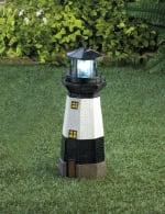 Spinning Solar Powered Lighthouse - 5