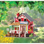Country Store Birdhouse - 4