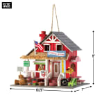 Country Store Birdhouse - 3