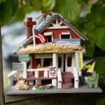 Country Store Birdhouse - 2