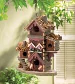 Gingerbread-Style Birdhouse - 2
