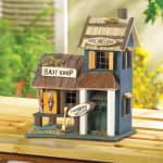Bass Lake Lodge Birdhouse - 4