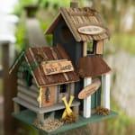 Bass Lake Lodge Birdhouse - 6