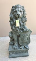 Lion Guardian Statue - 1
