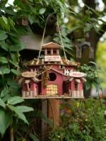 Winery Birdhouse - 4