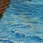 Hermes Christophe Colomb Decouvre l'Amerique Scarf - 6