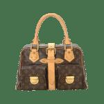 Louis Vuitton Manhattan GM Handbag - 1