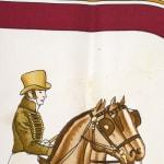Hermes Coach & Saddle Scarf - 4