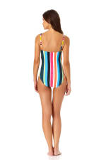 Anne Cole Lingerie Maillot Swimsuit - 2
