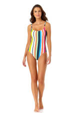 Anne Cole Lingerie Maillot Swimsuit - 1