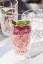 Sagaform Picnic Champagne Glass, 4 Pack - 3