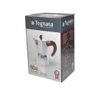 Tognana Extra Style Aluminum 6C Coffee Maker - 2