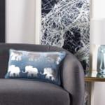 Talin Elephant Pillow - 3