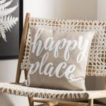 Happy Place Pillow - 1