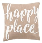 Happy Place Pillow - 2