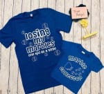 Losing Marbles Mommy and Me Graphic tee - 1
