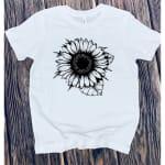 Sunflower Kids Graphic Tee - 1
