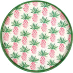 Pink Pineapples Coco Tray 18 in - 1