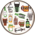 Beer Coco Tray 18 inch - 1