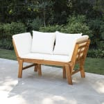 Pickering Convertible Lounge Chair - 1