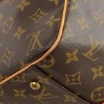 Louis Vuitton Carryall Handbag - 10