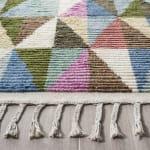 Safavieh Wool Multicolor Rug - 3