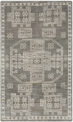 Safavieh Hand-Knotted Gray Wool Rug - 1
