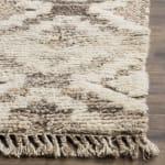 Natural Wool Rug - 4